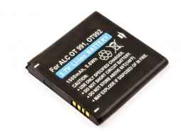 LION Akku 3,7V 5,6Wh, 1,5Ah Alcatel One Touch 991