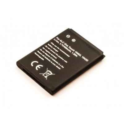 Battery ALC One Touch 1040X, 1042D, Li-ion, 3,7V, 400mAh, 1,5Wh